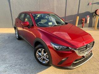 2021 Mazda CX-3 DK2W76 Maxx SKYACTIV-MT FWD Sport Soul Red Crystal 6 Speed Manual Wagon.