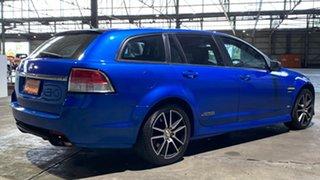 2010 Holden Commodore VE II SS Sportwagon Blue 6 Speed Manual Wagon
