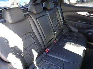 2021 Nissan Qashqai J11 Series 3 MY20 Ti X-tronic White 1 Speed Constant Variable Wagon