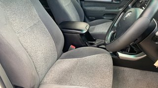 2003 Toyota Landcruiser Prado KZJ120R GXL (4x4) White 5 Speed Manual Wagon