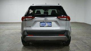 2020 Toyota RAV4 Mxaa52R Cruiser 2WD Silver 10 Speed Constant Variable Wagon