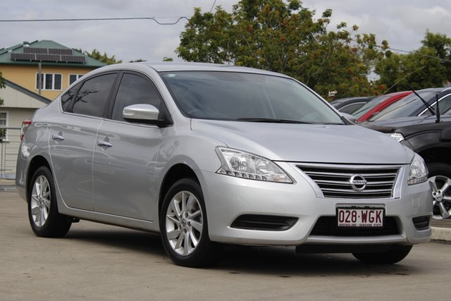 Used Nissan Pulsar B17 Series 2 ST Mount Gravatt, 2016 Nissan Pulsar B17 Series 2 ST Silver 6 Speed Manual Sedan