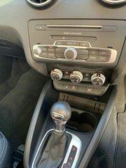 2016 Audi A1 8X MY16 Sport Sportback S Tronic White 7 Speed Sports Automatic Dual Clutch Hatchback