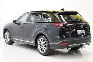 2017 Mazda CX-9 TC Azami SKYACTIV-Drive i-ACTIV AWD Black/Grey 6 Speed Sports Automatic Wagon