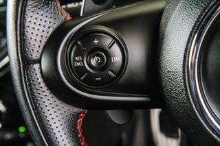 2018 Mini 3D Hatch F56 MY18 John Cooper Works Black 8 Speed Automatic Hatchback
