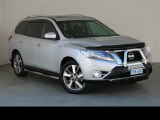 2015 Nissan Pathfinder R52 MY15 TI (4x2) Continuous Variable Wagon.