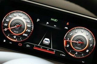 2021 Hyundai Tucson NX4.V1 MY22 Highlander 2WD Deep Sea Blue 6 Speed Automatic Wagon