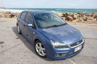 2006 Ford Focus LS Zetec Blue 5 Speed Manual Hatchback