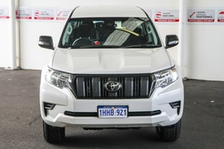 2020 Toyota Landcruiser Prado GDJ150R GX Crystal Pearl 6 Speed Sports Automatic Wagon.