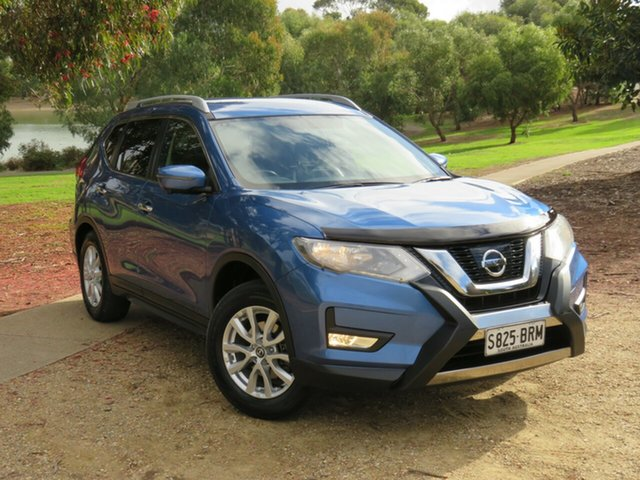 Used Nissan X-Trail T32 Series II ST-L X-tronic 2WD Morphett Vale, 2017 Nissan X-Trail T32 Series II ST-L X-tronic 2WD Blue 7 Speed Constant Variable Wagon