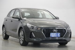 2020 Hyundai i30 PD2 MY20 Active Amazon Gray 6 Speed Sports Automatic Hatchback.