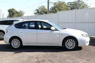 2011 Subaru Impreza G4 MY12 2.0i Lineartronic AWD White 6 Speed Constant Variable Hatchback.