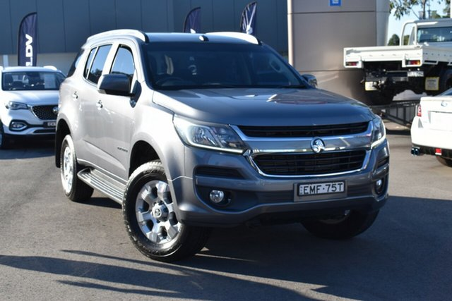 Used Holden Trailblazer RG MY18 LT Tuggerah, 2018 Holden Trailblazer RG MY18 LT Grey 6 Speed Sports Automatic Wagon