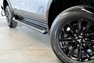 2017 Mitsubishi Triton MQ MY17 GLS Double Cab Grey 6 Speed Manual Utility.