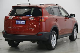 2013 Toyota RAV4 ZSA42R GXL 2WD Red 7 Speed Constant Variable Wagon