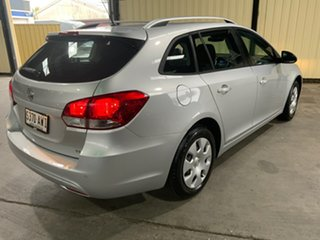 2013 Holden Cruze JH MY14 CD Silver 6 Speed Automatic Sportswagon.