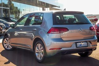2018 Volkswagen Golf 7.5 MY18 110TSI DSG Trendline Silver 7 Speed Sports Automatic Dual Clutch.