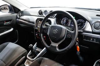 2015 Suzuki Vitara LY RT-S 2WD Silver 5 Speed Manual Wagon