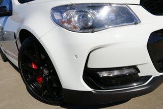 2016 Holden Commodore VF II MY16 SS V Redline White 6 Speed Sports Automatic Sedan.
