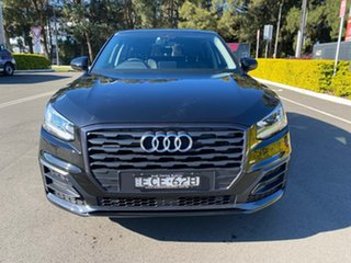 2019 Audi Q2 GA MY19 40 TFSI S Tronic Quattro Sport Black 7 Speed Sports Automatic Dual Clutch Wagon.