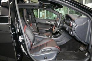 2016 Mercedes-Benz A-Class W176 807MY A45 AMG SPEEDSHIFT DCT 4MATIC Black 7 Speed