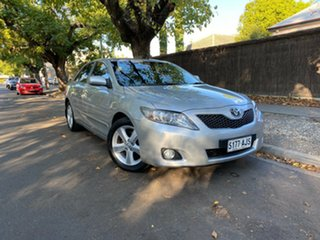 2011 Toyota Camry ACV40R Touring Silver 5 Speed Automatic Sedan.