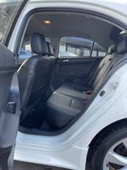 2013 Mitsubishi Lancer CJ MY13 VR-X Sportback White 6 Speed Constant Variable Hatchback