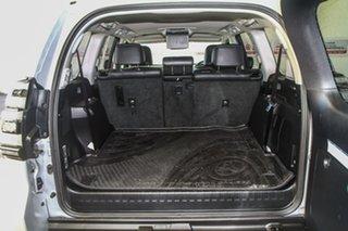 2020 Toyota Landcruiser Prado GDJ150R Kakadu Horizon Silver Pearl 6 Speed Sports Automatic Wagon
