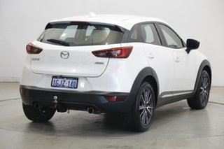 2017 Mazda CX-3 DK2W7A Akari SKYACTIV-Drive Pearl White 6 Speed Sports Automatic Wagon
