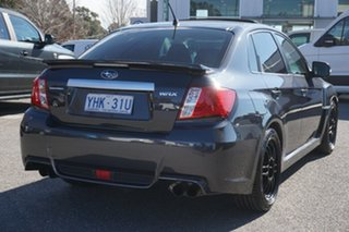2011 Subaru Impreza G3 MY11 WRX AWD Grey 5 Speed Manual Hatchback