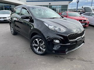 2020 Kia Sportage QL MY20 S AWD Black 8 Speed Sports Automatic Wagon.