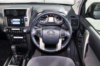 2011 Toyota Landcruiser Prado KDJ150R GXL Grey 5 Speed Sports Automatic Wagon