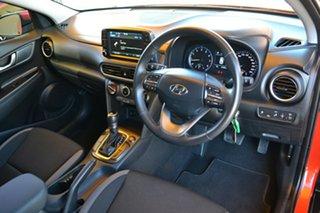 2018 Hyundai Kona OS.2 MY19 Active D-CT AWD Orange 7 Speed Sports Automatic Dual Clutch Wagon.