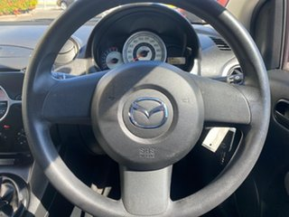 2009 Mazda 2 DE10Y1 Neo Orange 5 Speed Manual Hatchback