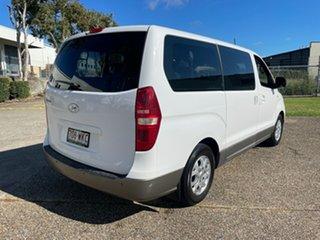 2013 Hyundai iMAX TQ MY13 White 4 Speed Automatic Wagon.