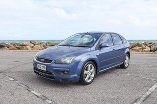 2006 Ford Focus LS Zetec Blue 5 Speed Manual Hatchback.