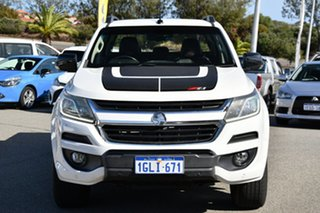 2016 Holden Colorado RG MY17 Z71 Pickup Crew Cab White 6 Speed Sports Automatic Utility