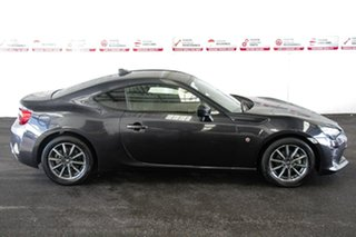 2018 Toyota 86 ZN6 GT Tornado Grey 6 Speed Sports Automatic Coupe