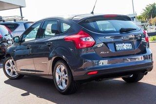 2011 Ford Focus LW Trend PwrShift Grey 6 Speed Sports Automatic Dual Clutch Hatchback.