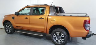 2019 Ford Ranger PX MkIII 2019.00MY Wildtrak Gold 10 Speed Sports Automatic Double Cab Pick Up