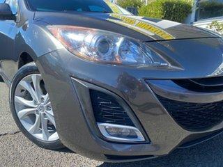 2010 Mazda 3 BL10L1 MY10 SP25 Activematic Grey 5 Speed Sports Automatic Sedan.