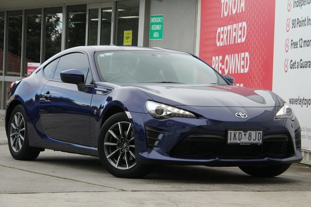 Pre-Owned Toyota 86 Glen Waverley, 86 GT 2.0L Petrol Automatic Coupe