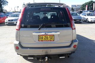 2005 Nissan X-Trail T30 II TI-L Silver 4 Speed Automatic Wagon