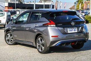 2021 Nissan Leaf ZE1 e+ Gun Metallic 1 Speed Reduction Gear Hatchback.