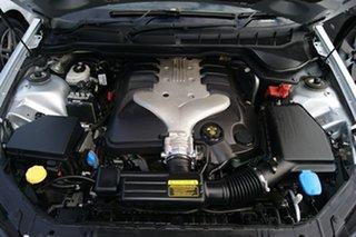 2009 Holden Commodore VE MY09.5 International Silver 4 Speed Automatic Sedan