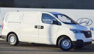 2021 Hyundai iLOAD TQ4 MY21 3S Liftback Creamy White 5 Speed Automatic Van