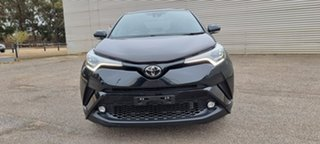 2017 Toyota C-HR NGX50R Koba S-CVT AWD Black 7 Speed Constant Variable Wagon