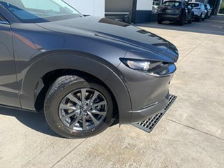 2021 Mazda CX-30 DM2W7A G20 SKYACTIV-Drive Pure Machine Grey 6 Speed Sports Automatic Wagon.