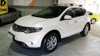 2011 Nissan Murano Z51 Series 3 TI Pearl White 6 Speed Constant Variable Wagon.
