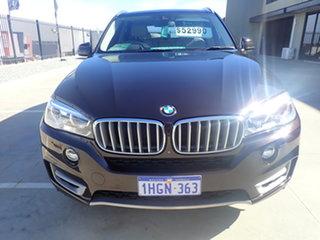 2014 BMW X5 F15 MY15 xDrive30d Black Magic 8 Speed Automatic Wagon.